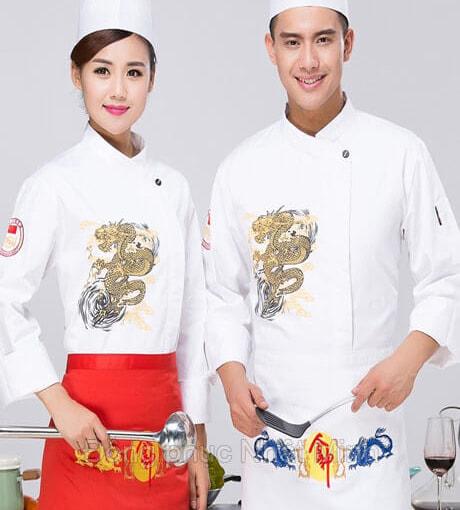 Nhật minh - Đồng phục bếp - 01
