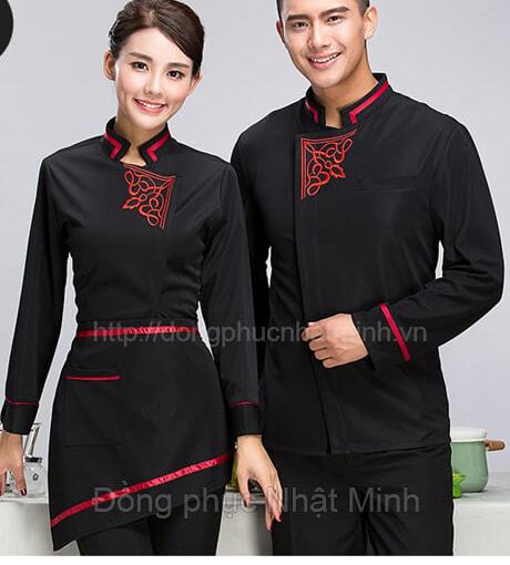 Nhật Minh - Đồng phục nhà hàng Trung Quốc -10