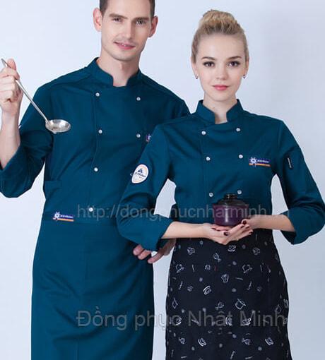 Nhật Minh - Đồng phục nhà hàng châu âu -12
