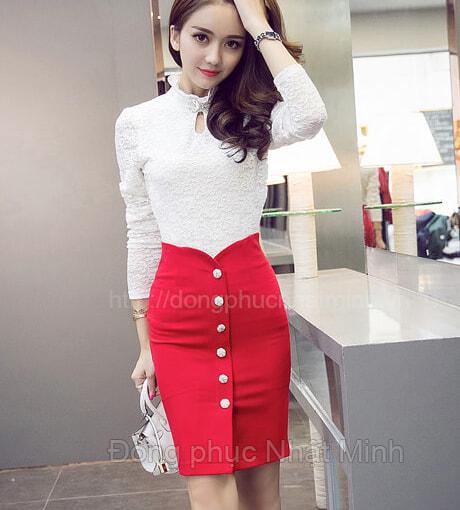 Nhật Minh - Chân váy nữ -16