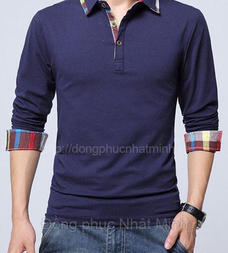 Nhật Minh - Đồng phục áo thun dài tay -17