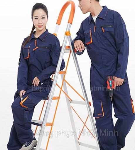 Nhật Minh - Đồng phục kỹ thuật, kỹ sư -17