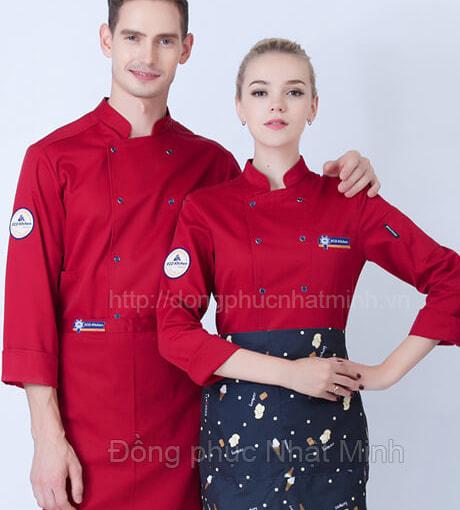 Nhật Minh - Đồng phục nhà hàng châu âu -19
