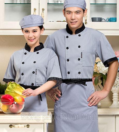 Nhật minh - Đồng phục bếp - 02
