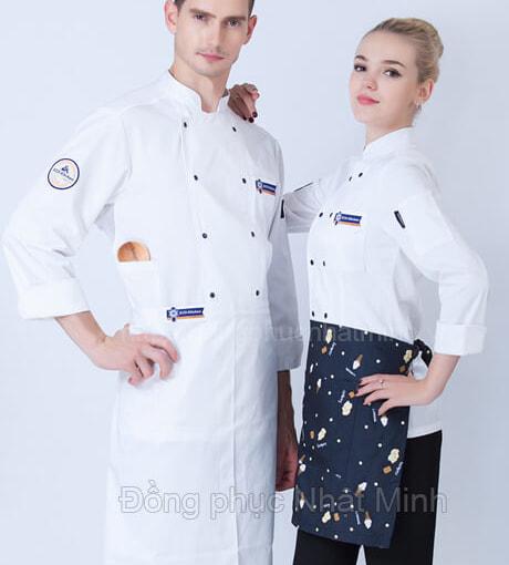 Nhật Minh - Đồng phục nhà hàng châu âu -02