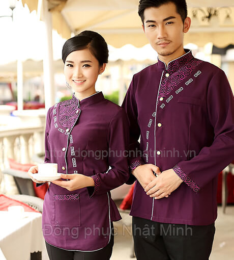 Nhật Minh - Đồng phục NV phục vụ nhà hàng -21