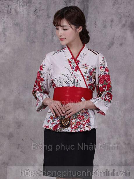 Nhật Minh - Đồng phục nhà hàng nhật -22