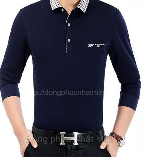Nhật Minh - Đồng phục áo thun dài tay -23
