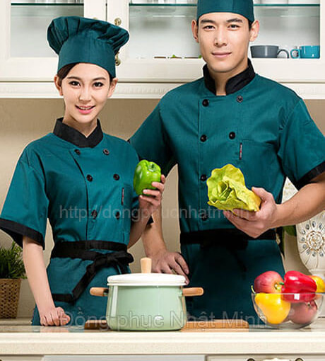Nhật Minh - Đồng phục bếp -23