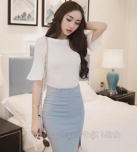 Nhật Minh - Chân váy nữ -23