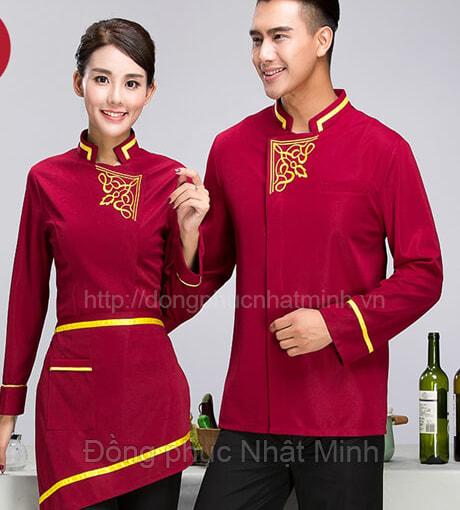 Nhật Minh - Đồng phục nhà hàng Trung Quốc -24