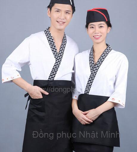 Nhật Minh - Đồng phục nhà hàng nhật -28