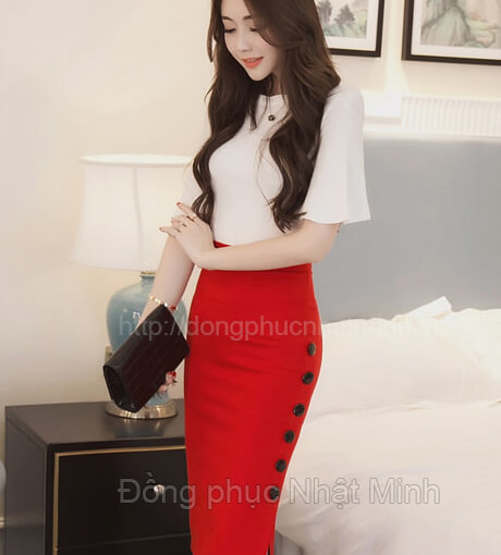 Nhật Minh - Chân váy nữ -28