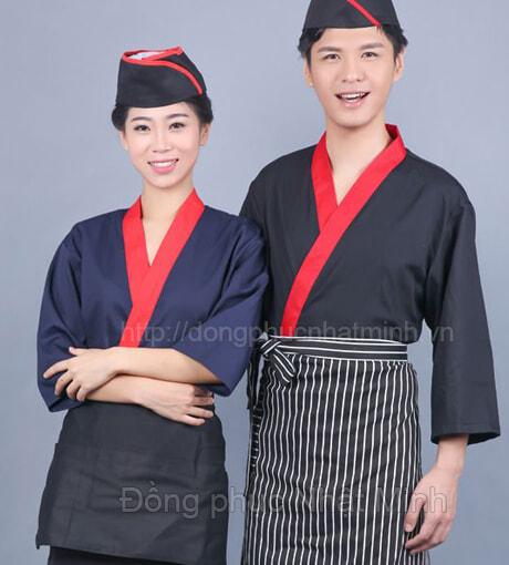 Nhật Minh - Đồng phục nhà hàng nhật -29