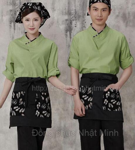 Nhật Minh - Đồng phục nhà hàng nhật -32