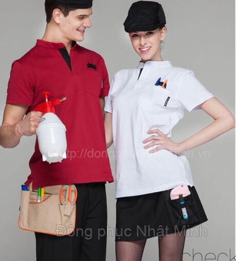 Nhật Minh - Đồng phục nhà hàng châu âu -33