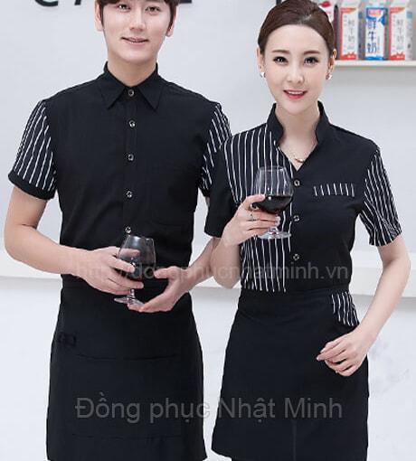 Nhật Minh - Đồng phục nhân viên phục vụ bàn -33