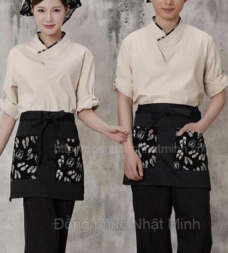 Nhật Minh - Đồng phục nhà hàng nhật -34