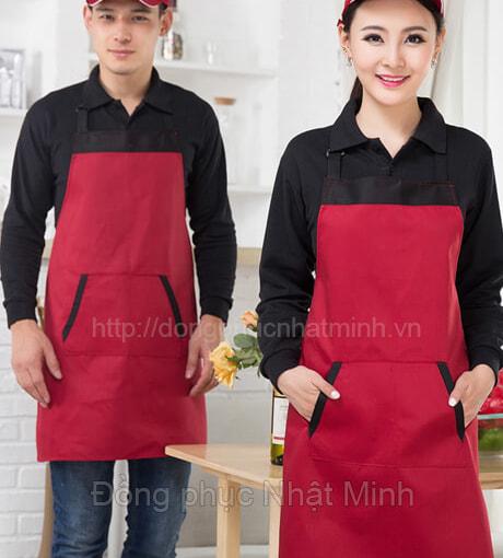 Nhật Minh - Đồng phục áo thun nhân viên phục vụ bàn -34