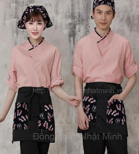 Nhật Minh - Đồng phục nhà hàng nhật -35