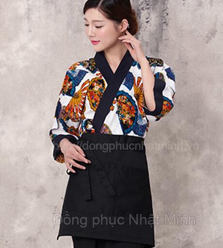 Nhật Minh - Đồng phục nhà hàng nhật -36