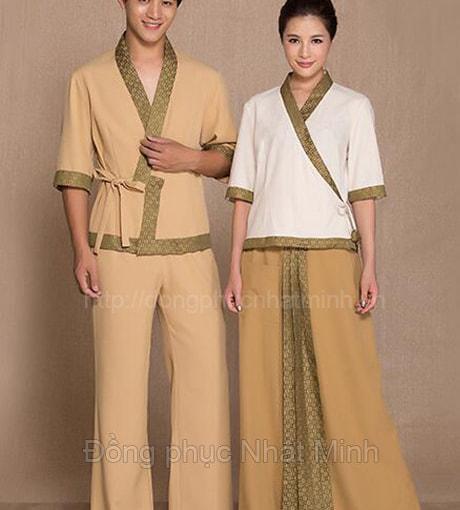 Nhật minh - Đồng phục spa - 36