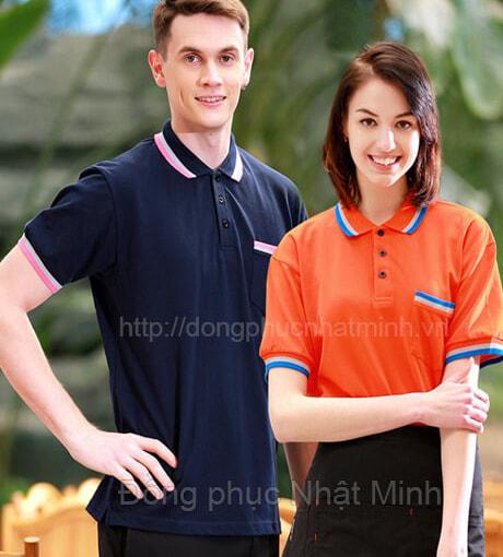 Nhật Minh - Đồng phục áo thun nhân viên phục vụ bàn -38