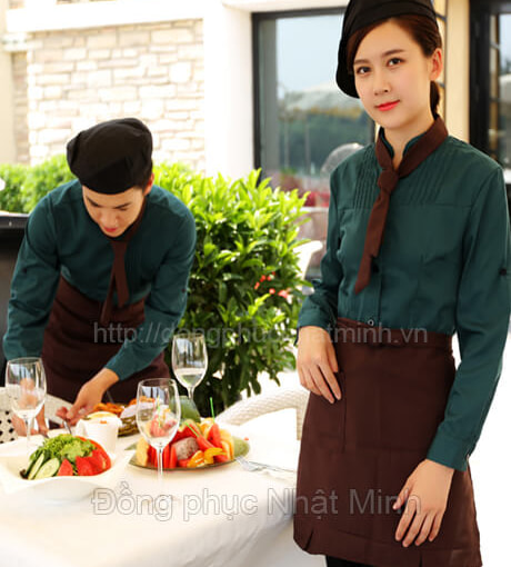 Nhật Minh - Đồng phục nhân viên phục vụ bàn -38