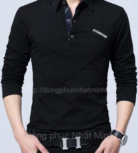 Nhật Minh - Đồng phục áo thun dài tay -04