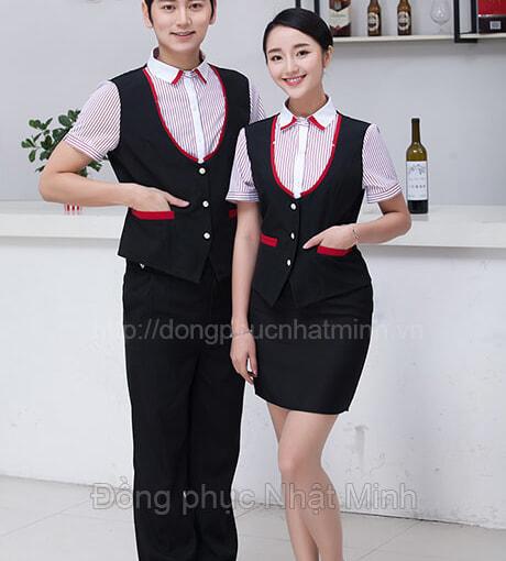 Nhật Minh - Đồng phục NV phục vụ nhà hàng -04