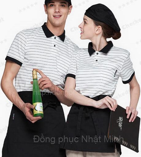 Nhật Minh - Đồng phục nhà hàng châu âu -05