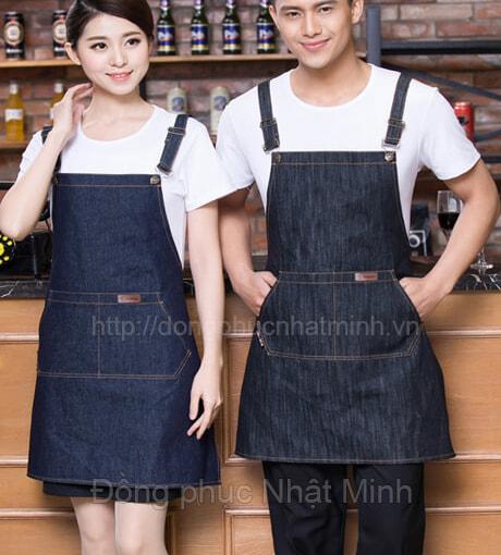 Nhật Minh - Đồng phục áo thun nhân viên phục vụ bàn -05