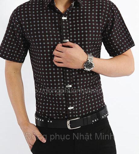 Nhật Minh - Đồng phục áo sơ mi nam 51