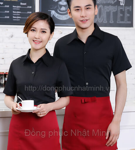 Nhật Minh - Đồng phục nhân viên phục vụ bàn -54