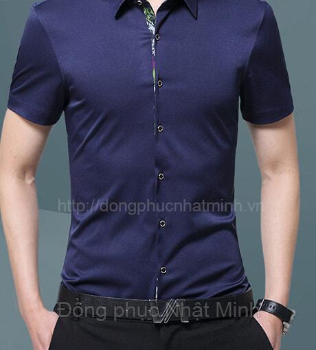 Nhật Minh - Đồng phục áo sơ mi nam 54