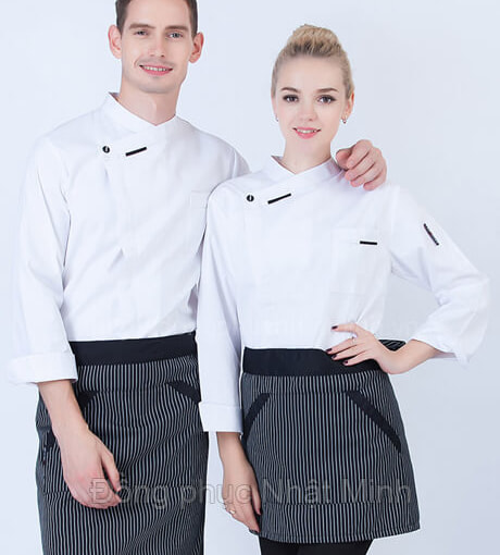 Nhật Minh - Đồng phục áo thun nhân viên phục vụ bàn -61