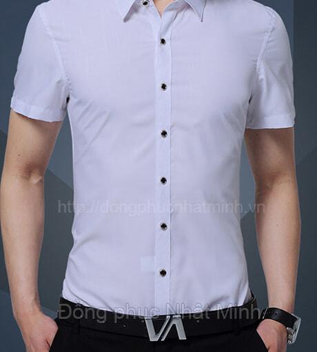 Nhật Minh - Đồng phục áo sơ mi nam 62