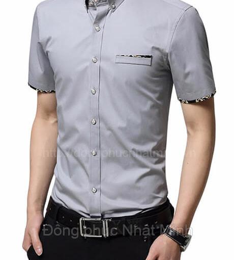 Nhật Minh - Đồng phục áo sơ mi nam 66