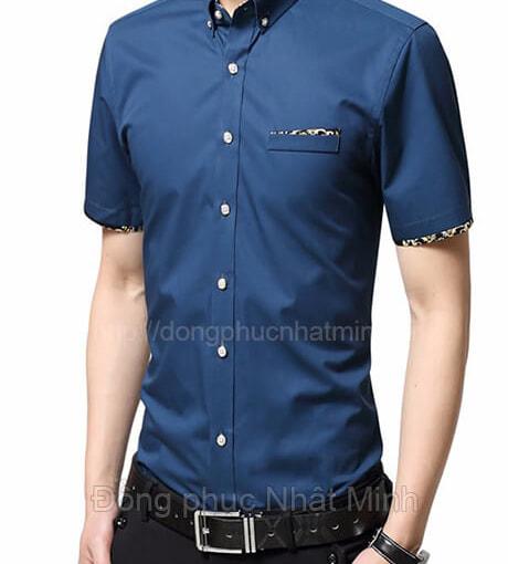 Nhật Minh - Đồng phục áo sơ mi nam 67