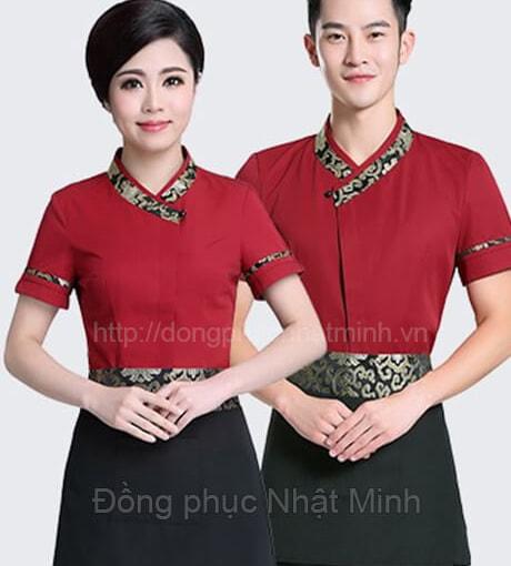 Nhật Minh - Đồng phục NV phục vụ nhà hàng -07