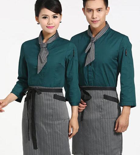 Nhật Minh - Đồng phục nhân viên phục vụ bàn -77