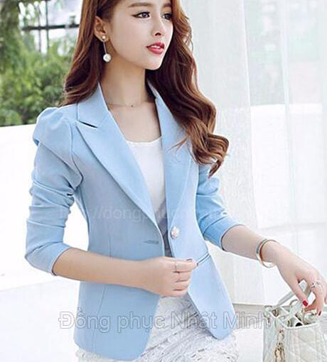 NHật Minh - Đồng phục vest nữ công sở - 08B