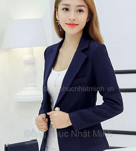 NHật Minh - Đồng phục vest nữ công sở - 08E