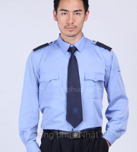 Đồng phục bảo vệ -14
