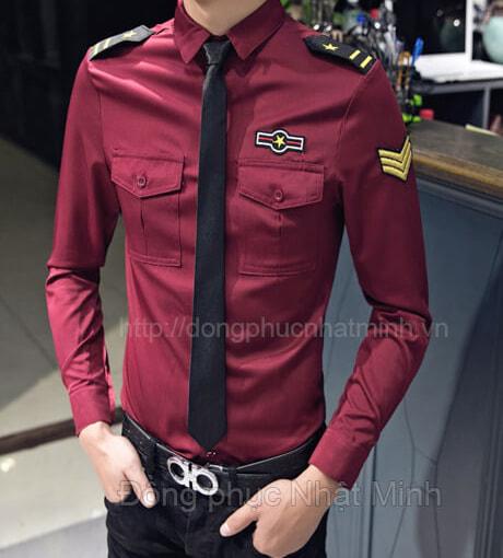 Đồng phục bảo vệ -21