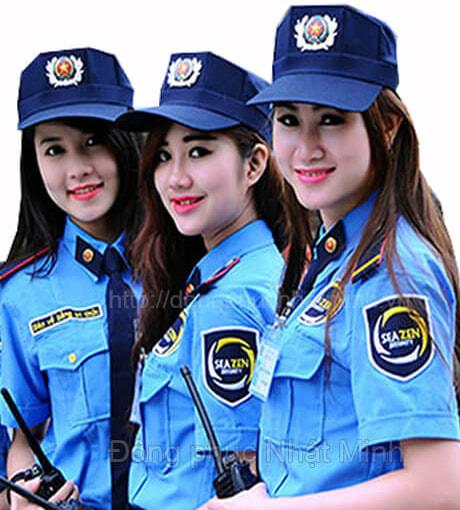 Đồng phục bảo vệ -24