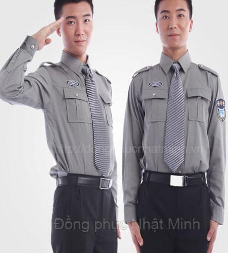 Đồng phục bảo vệ -25