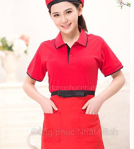 Đồng phục áo thun nhà hàng -26