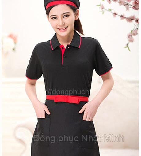 Đồng phục áo thun nhà hàng -28