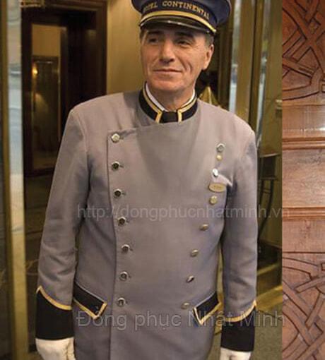 Đồng phục bell mở cửa -03